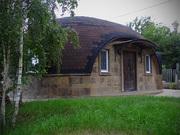 Купольные дома из полистиролбетона,   линия по производству Сфер
